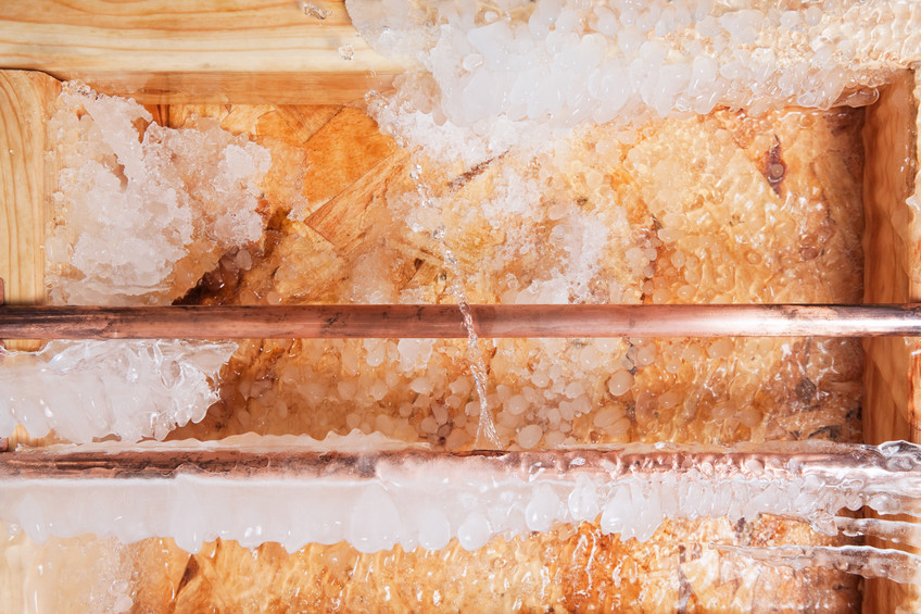 Frozen pipes are the last thing any homeowner wants during winter.