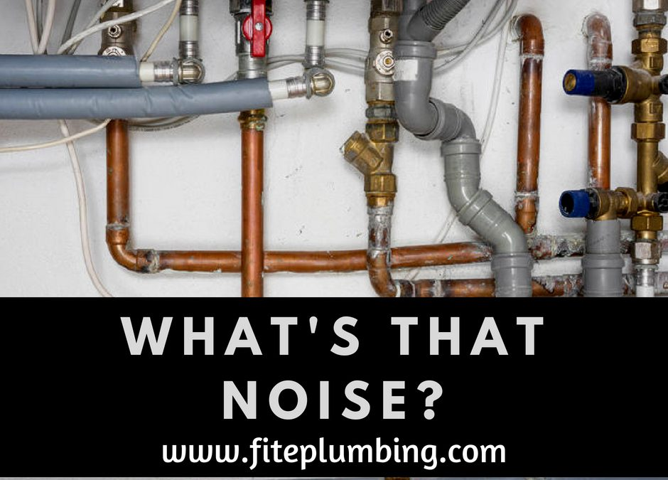 3 Common Plumbing Noises That Could be Keeping You Up at Night