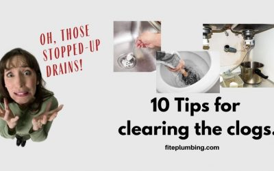 10 Ways to Remove that Annoying Clog
