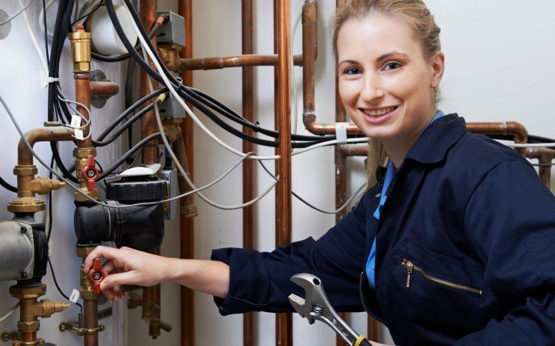 Women in Plumbing