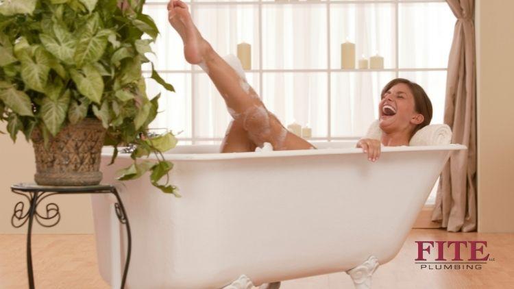 Choosing a bathtub is a serious decision.